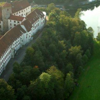 Erkunden Sie den wunderschönen Kurort Bad Iburg.
