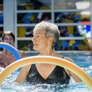 Sport im Wasser